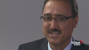 Minister of Infrastructure and Communities Amarjeet Sohi talks about the tight race in Edmonton-Mill Woods